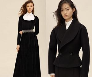 Женская одежда Alaïa осень-зима 2018-2019