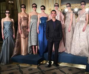 Rami Al Ali Haute Couture весна-лето 2016