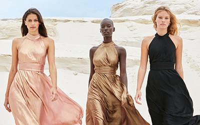 Женская одежда в стиле бохо-шик Mes Demoiselles весна-лето 2021