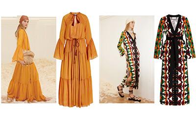 Модные платья на осень Alexis 2021