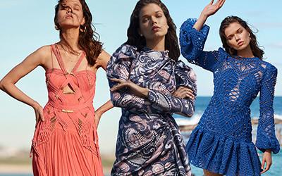 Модная женская одежда Thurley Resort 2020