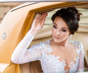 Коллекция свадебных платьев Svetlana Kleiman 2016