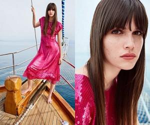 Vanessa Moody для журнала Vogue Turkey