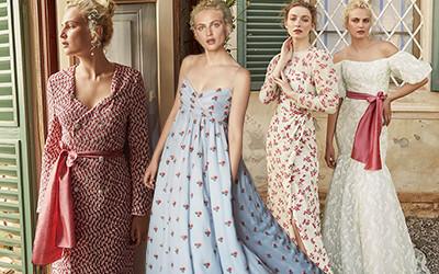 Красивая женская одежда Markarian весна-лето 2020