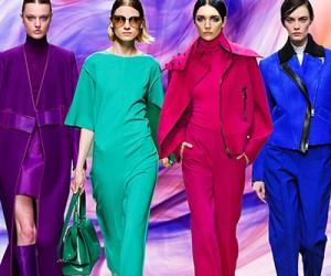 Цветной total-look