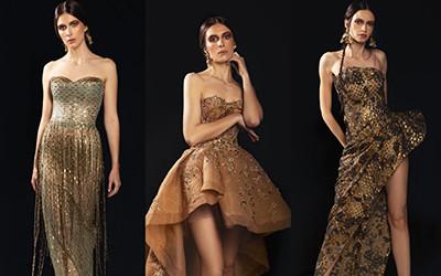 Вечерние платья Kojak Studio Haute Couture 2019