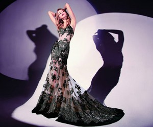 Платье как искусство: Dany Tabet Haute Couture