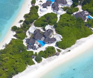 Бутик-отель Island Hideaway на Мальдивах