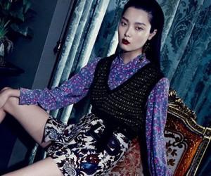 Vogue China Ноябрь 2014