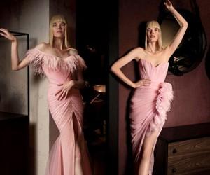 Вечерние платья Ester Abner весна-лето 2018
