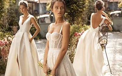 Коллекция свадебных платьев Lihi Hod 2020