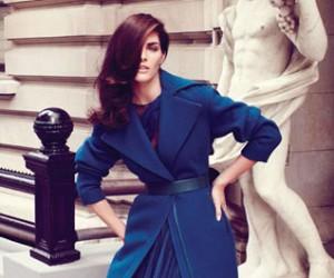 Hilary Rhoda для журнала Vogue Mexico