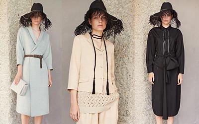 Женская одежда Fabiana Filippi весна-лето 2021