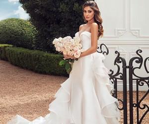 Свадебные платья Alessandro Angelozzi Couture 2018