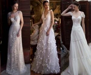 Свадебные платья Roman Belavan 2017