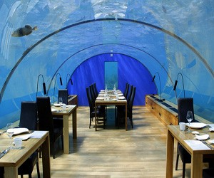 Ithaa Undersea Restaurant - вкусно, красиво, изысканно рекомендации