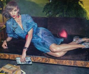 Karlie Kloss для журнала Vogue Korea Май 2014