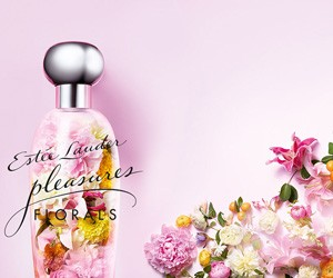 Новый аромат Pleasures Florals от Estee Lauder