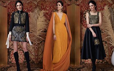 Женская одежда Amelia Brown осень-зима 2019-2020