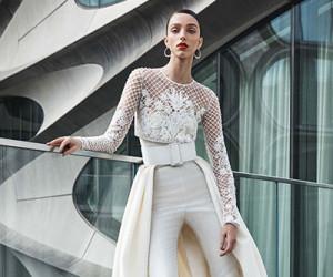 Свадебные платья Naeem Khan осень-зима 2019-2020