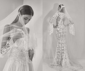 Свадебные платья Elie Saab осень-зима 2017-2018