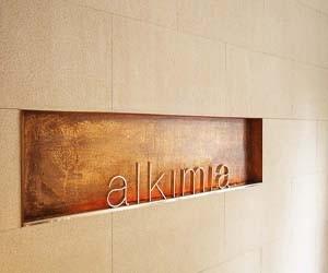 Ресторан Alkimia в Барселоне