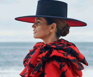 Cindy Crawford для журнала Vogue Spain