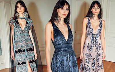 Современный кутюр в неповторимых вечерних платьях Cucculelli Shaheen 2020