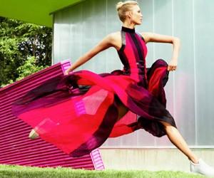 Karlie Kloss для журнала Glamour US
