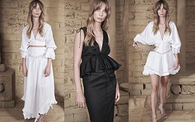 Женская одежда из льна и хлопка Joslin Resort 2021