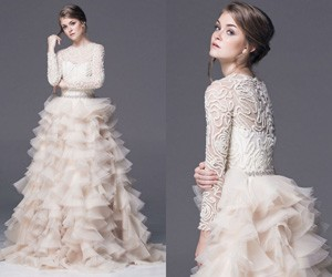 Свадебные платья Veejay Floresca 2015