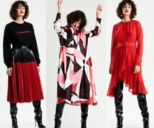 Женская одежда DELFI Collective осень-зима 2018-2019