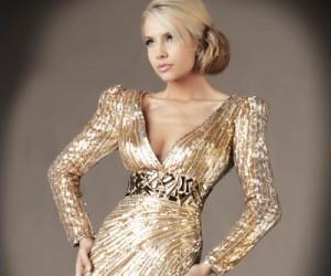 Платья Couture Mac Duggal осень-зима 2012-2013