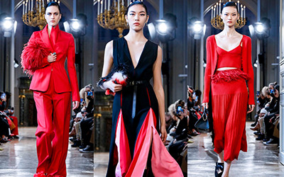 Женская одежда Altuzarra осень-зима 2020-2021