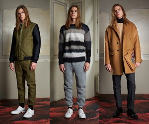 Мужская одежда Mauro Grifoni осень-зима 2015-2016