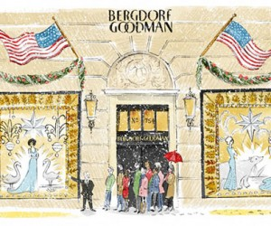 Каталог Bergdorf Goodman Holiday 2013