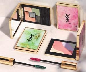 Коллекция макияжа YSL Boho Stones весна 2016