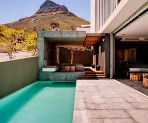 Эксклюзивный бутик-отель POD в Кейптауне