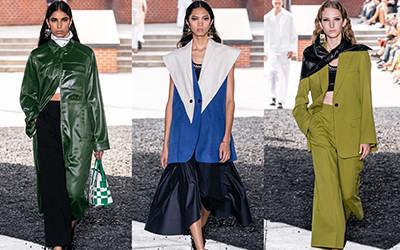 Женская одежда 3.1 Phillip Lim весна-лето 2020