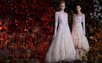 12 свадебных платьев в викторианском стиле Edem Couture