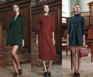 Ulyana Sergeenko Demi Couture осень-зима 2016-2017