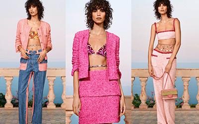 Женская одежда Chanel Resort 2021