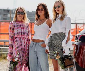 Street style на Неделе моды в Копенгагене весна-лето 2019