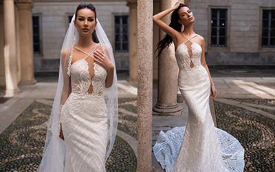 Свадебные платья Ida Torez весна-лето 2020