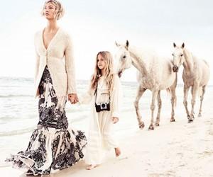 Karlie Kloss для журнала Vogue US Апрель 2014