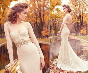 Свадебные платья JLM Couture весна 2015