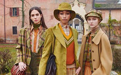 Женская одежда Alberta Ferretti Pre-Fall 2021