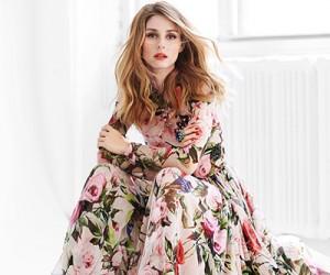 Olivia Palermo для журнала Fashion Canada