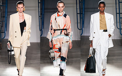 Женская одежда Proenza Schouler весна-лето 2020
