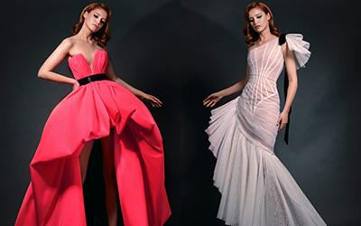 12 вечерних платьев из коллекции Jean Louis Sabaji Couture весна-лето 2019